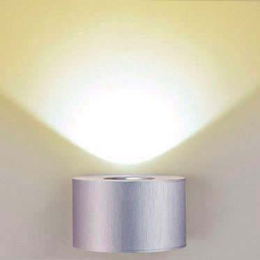 Led wall light KALAMOS 3W, Cool white